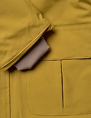 Mini A Ture - Walder Faux Fur Jacket, K - parkas - dried tobacco - 8