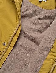 Mini A Ture - Walder Faux Fur Jacket, K - parkas - dried tobacco - 9