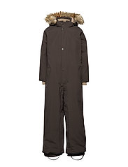 Wanni Faux Fur Snowsuit, K