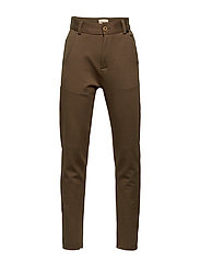 Sigvart Pants, K - BURNT OLIVE