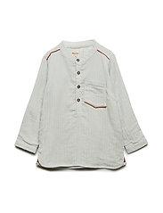 Lai Shirt, M - PURITAN GREY