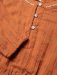 Mini A Ture - Sif Dress, K - jurken - leather brown - 2