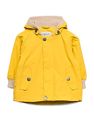 Wally Jacket, M - BAMBOO YELLOW