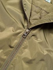Mini A Ture - Július Jacket, K - bomber jackets - burnt olive - 2