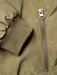 Mini A Ture - Július Jacket, K - bomber jackets - burnt olive - 3