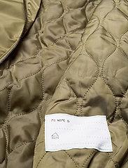 Mini A Ture - Július Jacket, K - bomber jackets - burnt olive - 4