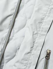 Mini A Ture - Július Jacket, K - bomber jackets - moon grey - 4