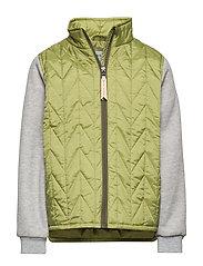 Haki Jacket, K - GREEN SAGE