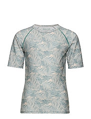 Gun T-shirt, K - BLUE SURF