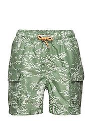 Mateo shorts, K - GREEN BAY