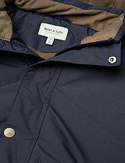 Mini A Ture - Weli Jacket, K - dunjakker & forede jakker - blue nights - 3