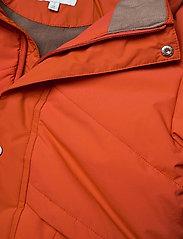 Mini A Ture - Weli Jacket, K - dunjakker & forede jakker - rooibos tea orange - 3
