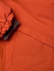 Mini A Ture - Weli Jacket, K - dunjakker & forede jakker - rooibos tea orange - 4