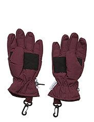 Mini A Ture - Celio Gloves, K - winterkleding - catawba grape - 1