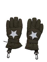 Celio Gloves, K - FOREST NIGHT