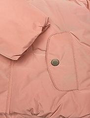 Mini A Ture - Woody Jacket, M - dunjakker & forede jakker - cameo rose brown - 3