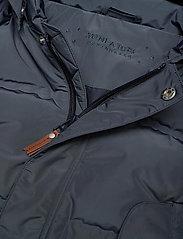 Mini A Ture - Woody Jacket, M - dunjakker & forede jakker - ombre blue - 3