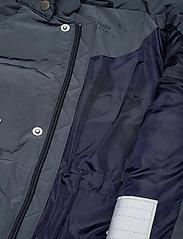 Mini A Ture - Woody Jacket, M - dunjakker & forede jakker - ombre blue - 6