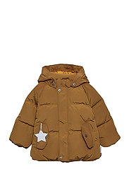 Woody Jacket, M - RUBBER BROWN