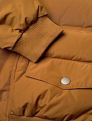 Mini A Ture - Wotan Jacket, K - dunjakker & forede jakker - rubber brown - 5