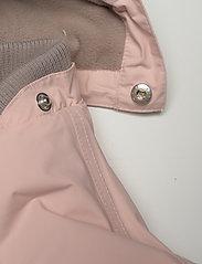 Mini A Ture - Wally Jacket, M - puffer & padded - strawberry creme - 6