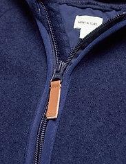 Mini A Ture - Adel Romper, B - vêtements d'extérieur - maritime blue - 2