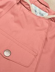 Mini A Ture - Wai Fleece Jacket, M - shell jassen - canyon rose - 2