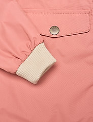 Mini A Ture - Wai Fleece Jacket, M - shell jassen - canyon rose - 3