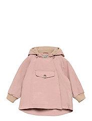 Wai Fleece Jacket, M - CLOUDY ROSE