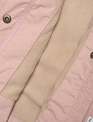 Mini A Ture - Wai Fleece Jacket, M - shell jassen - cloudy rose - 5