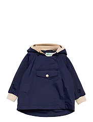 Wai Fleece Jacket, M - MARITIME BLUE