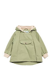 Wai Fleece Jacket, M - OIL GREEN