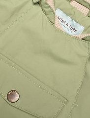 Mini A Ture - Wai Fleece Jacket, M - shell jackets - oil green - 2