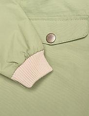 Mini A Ture - Wai Fleece Jacket, M - shell jackets - oil green - 3