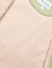 Mini A Ture - Wai Fleece Jacket, M - shell jackets - oil green - 4