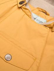 Mini A Ture - Wai Fleece Jacket, M - shell jackets - waxed honey - 2