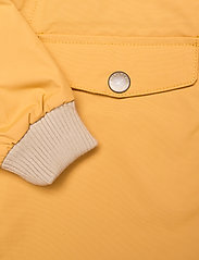Mini A Ture - Wai Fleece Jacket, M - shell jackets - waxed honey - 3