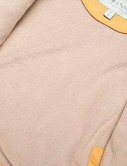 Mini A Ture - Wai Fleece Jacket, M - shell jackets - waxed honey - 4