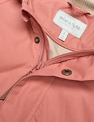 Mini A Ture - Wally Jacket, M - shell jackets - canyon rose - 2