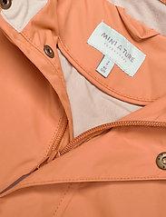 Mini A Ture - Wally Jacket, M - shell jackets - terra cotta - 2