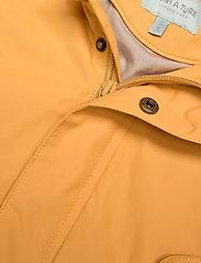 Mini A Ture - Wally Jacket, M - shell jackets - waxed honey - 2