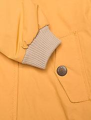 Mini A Ture - Wally Jacket, M - shell jackets - waxed honey - 3