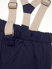 Mini A Ture - Wilans Suspenders Pants, K - bovenkleding - maritime blue - 4