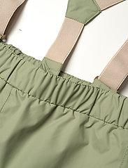 Mini A Ture - Wilans Suspenders Pants, K - bovenkleding - oil green - 2