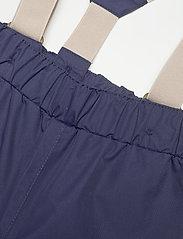 Mini A Ture - Wilans Suspenders Pants, BM - outerwear - maritime blue - 3