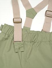 Mini A Ture - Wilans Suspenders Pants, BM - outerwear - oil green - 4