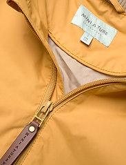 Mini A Ture - Wilder Jacket, K - shell jackets - waxed honey - 3