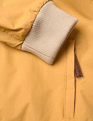 Mini A Ture - Wilder Jacket, K - shell jackets - waxed honey - 4
