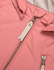 Mini A Ture - Algea Jacket, K - shell jackets - canyon rose - 3