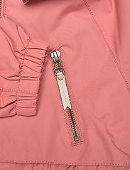 Mini A Ture - Algea Jacket, K - shell jackets - canyon rose - 4